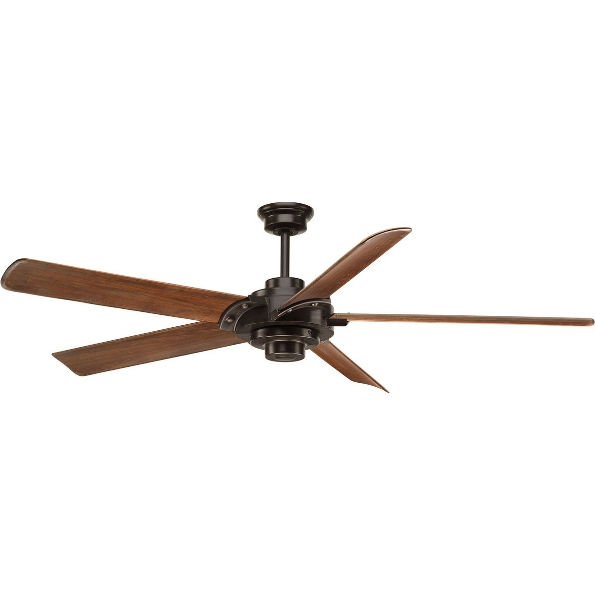 Favorite P2546 20 – Progress Lighting Pertaining To Quality Outdoor Ceiling Fans (View 9 of 20)