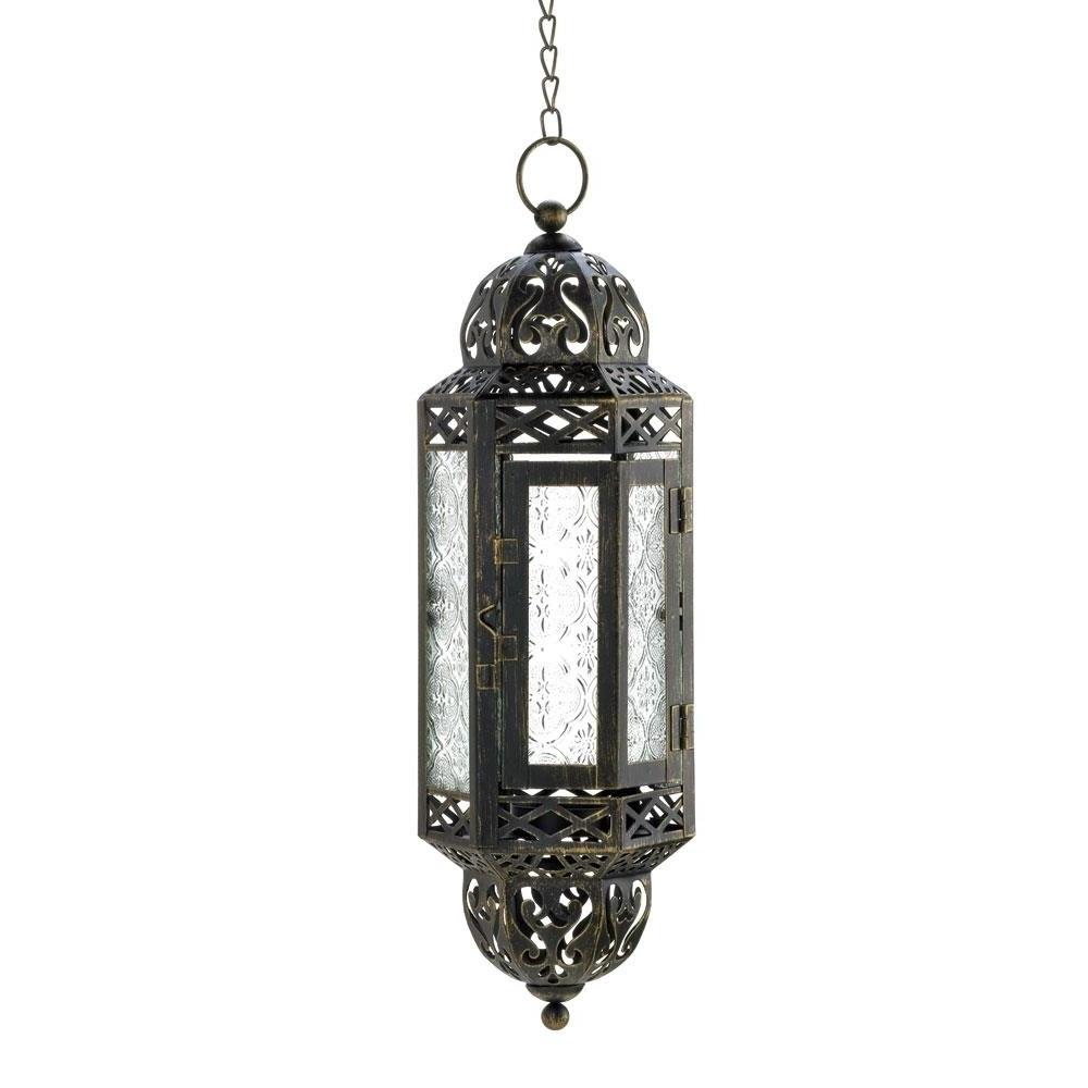 Floor Lantern, Victorian Hanging Metal Decorative House Outdoor With Regard To Favorite Victorian Outdoor Lanterns (View 20 of 20)