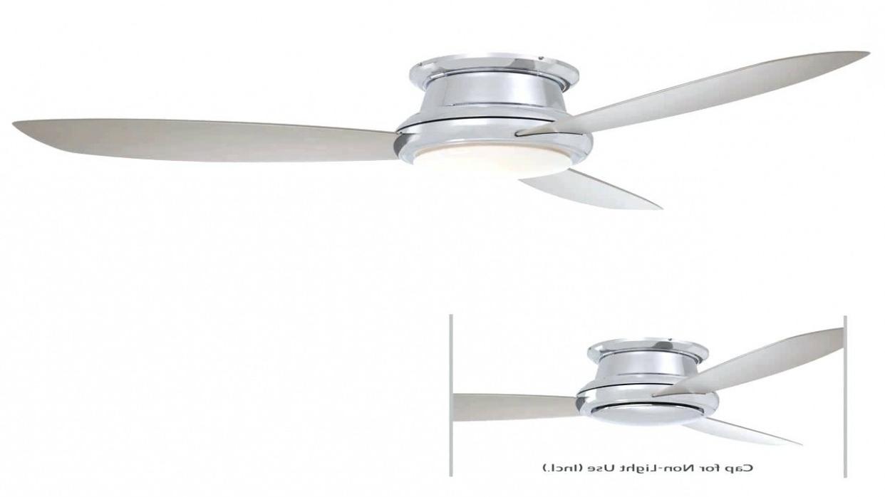 Flush Mount Ceiling Fan With Remote 36 Flush Mount Ceiling Fan With Intended For Current 36 Inch Outdoor Ceiling Fans With Light Flush Mount (View 13 of 20)