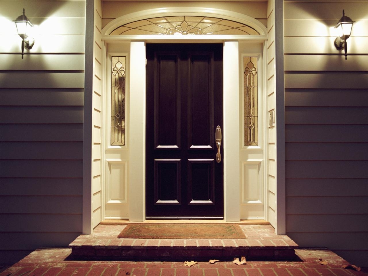 Front Door Lanterns – Jeph Throughout Widely Used Outdoor Lanterns For Front Door (View 3 of 20)