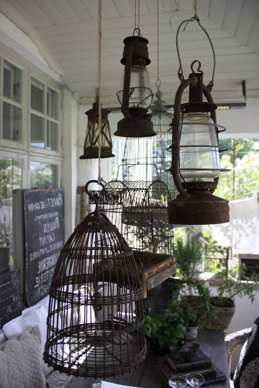 Garden In Outdoor Table Lanterns (View 9 of 20)