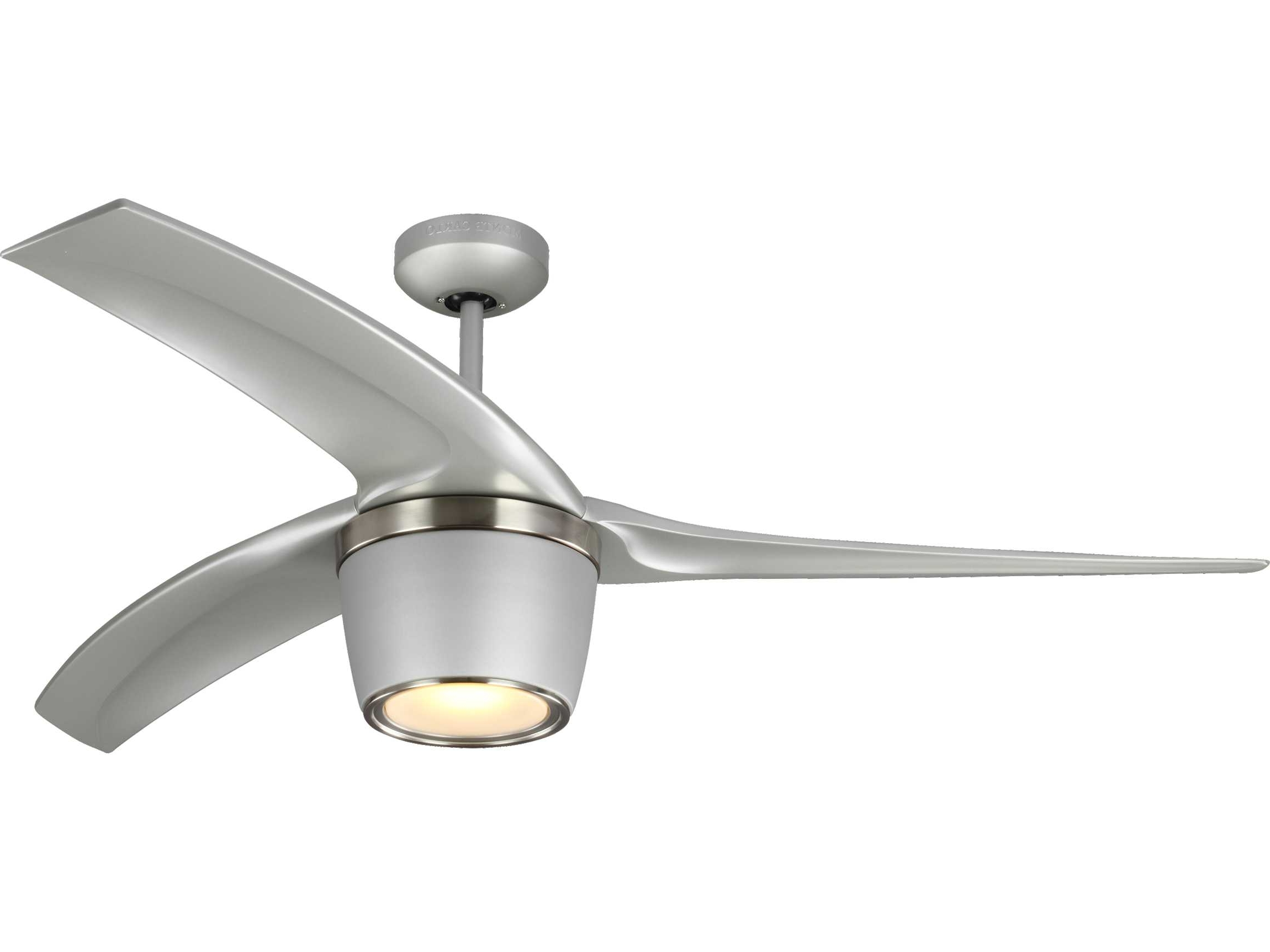 Grey Outdoor Ceiling Fans In Most Popular Monte Carlo Fans Skylon Grey 56'' Wide Indoor/outdoor Ceiling Fan (Gallery 15 of 20)