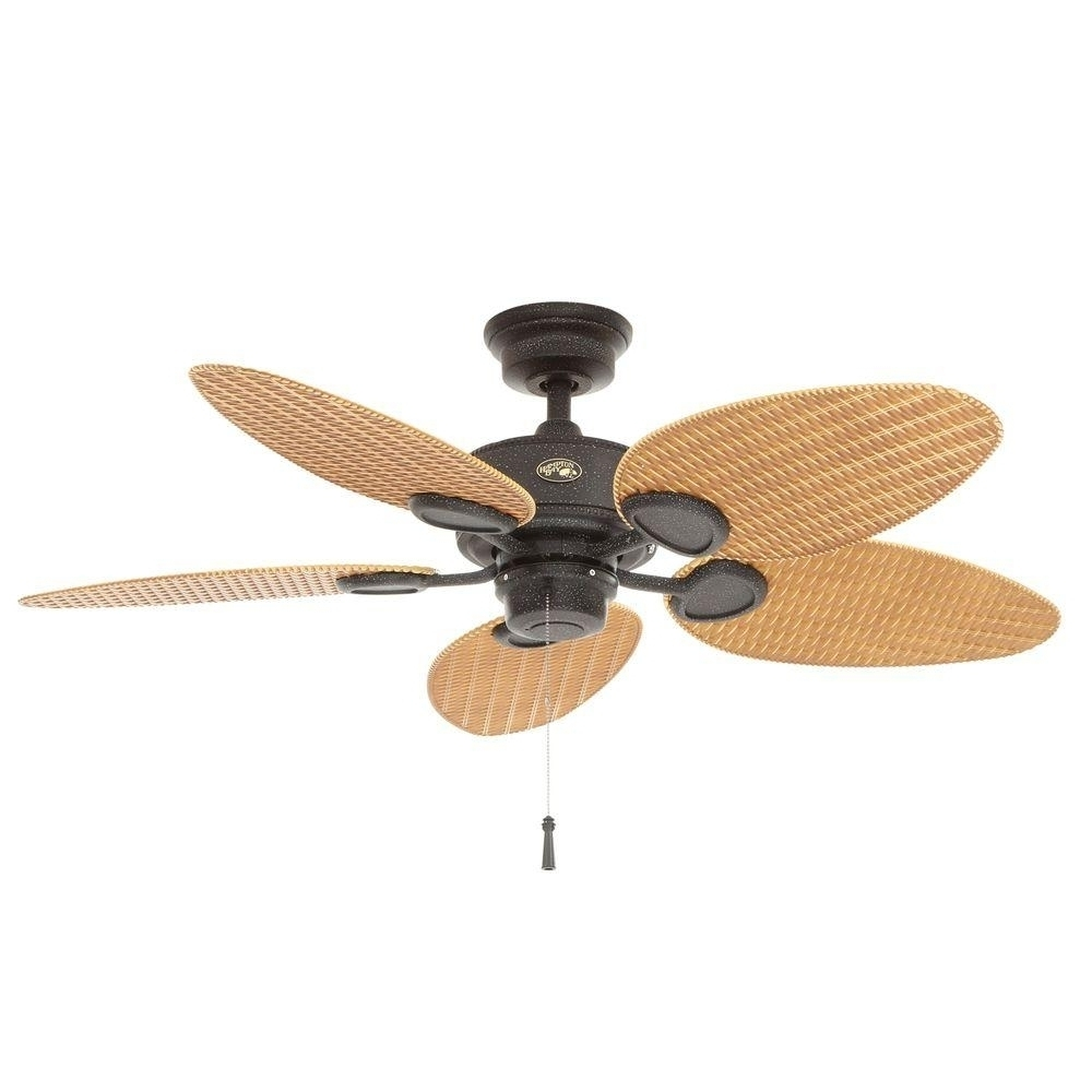 Hampton Bay Ceiling Fans : Fan Parts Accessories The, Hampton Bay Intended For Widely Used Hampton Bay Outdoor Ceiling Fans With Lights (Gallery 10 of 20)