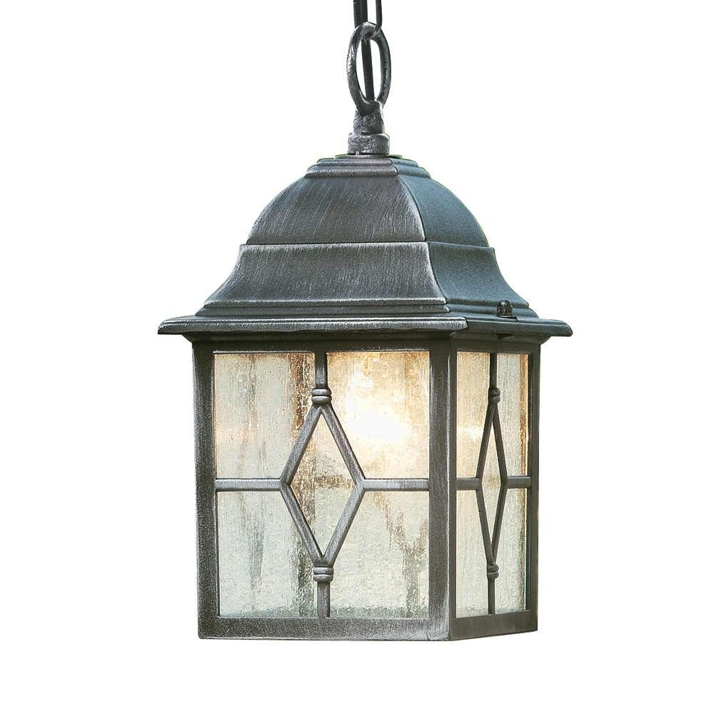 Hanging Porch Lanterns (Gallery 1 of 20)
