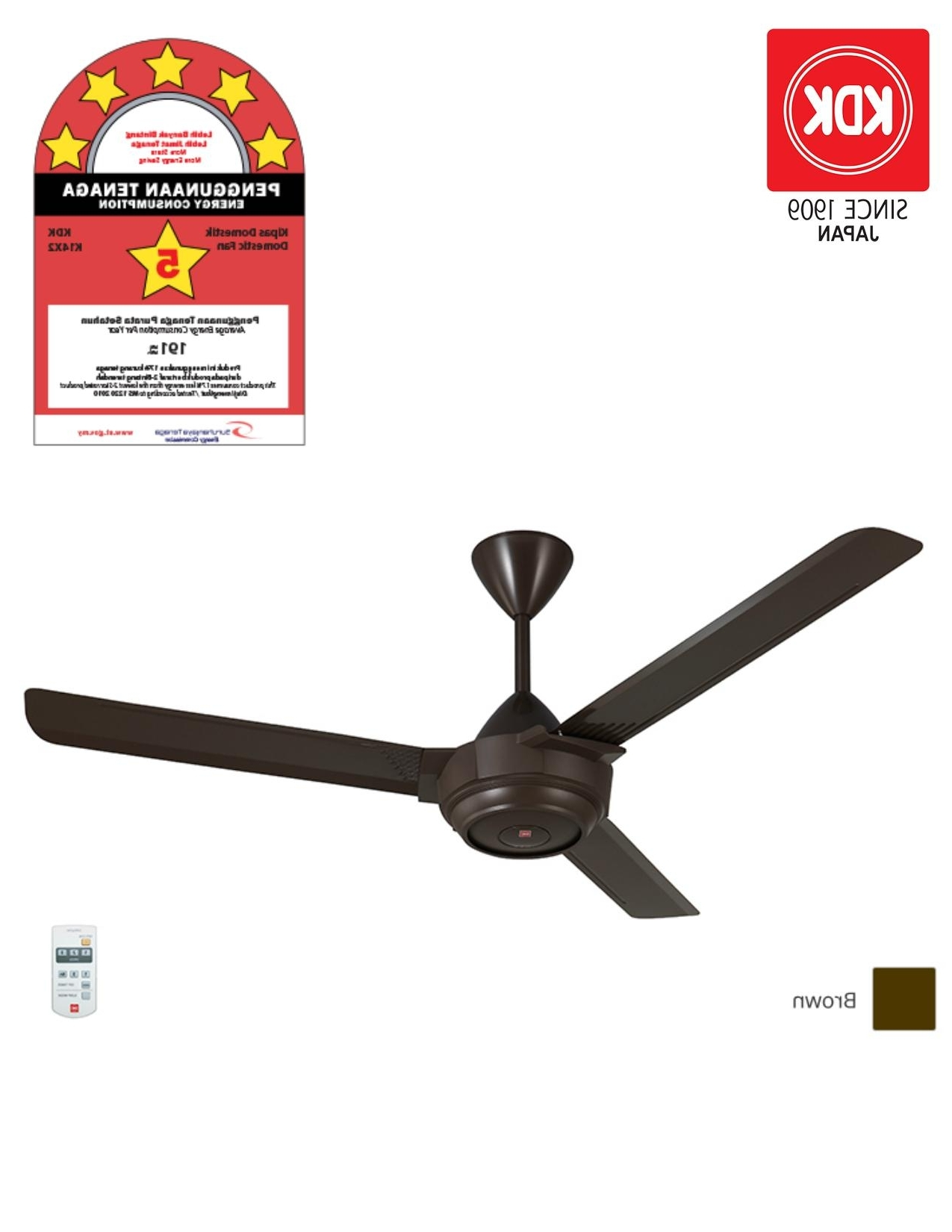 Heavy Duty Outdoor Ceiling Fans For Best And Newest Kdk Cooling & Heating – Fans Price In Malaysia – Best Kdk Cooling (View 9 of 20)