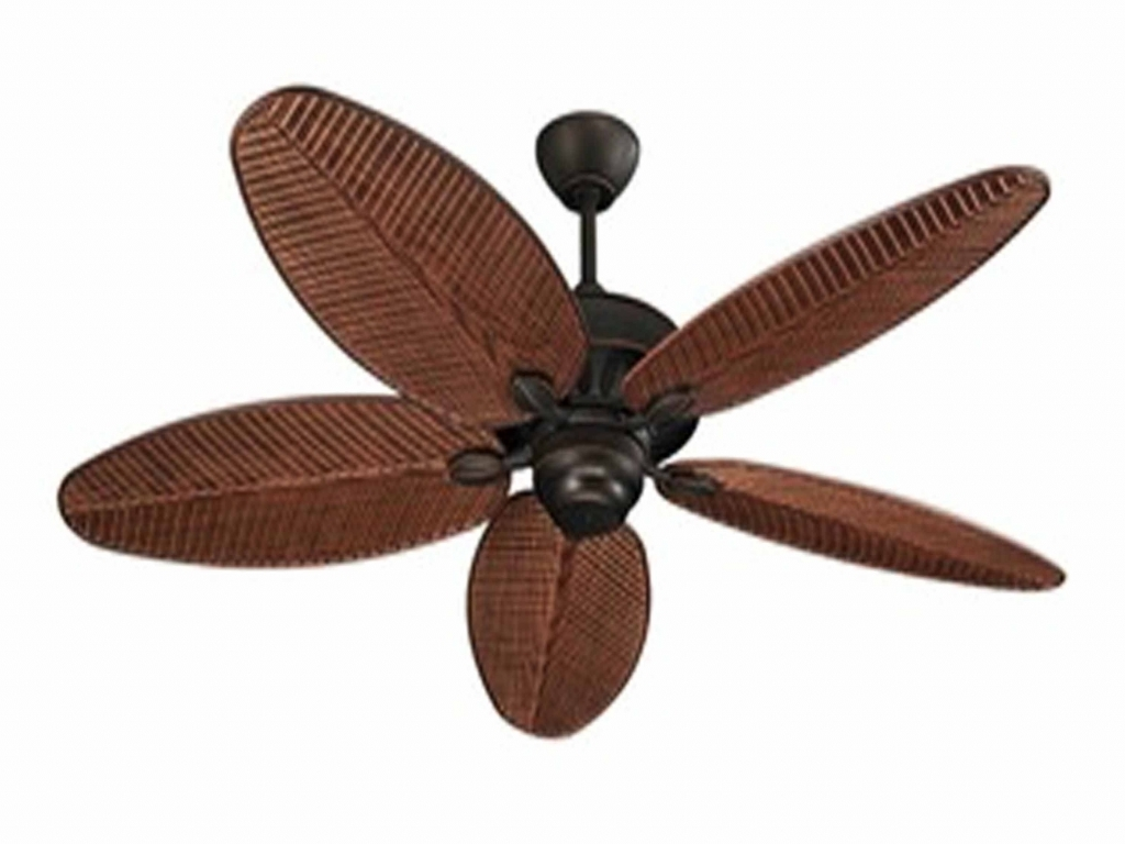 High Quality Ceiling Fans Large Outdoor Ceiling Fans With Rustic For Best And Newest Quality Outdoor Ceiling Fans (View 9 of 20)