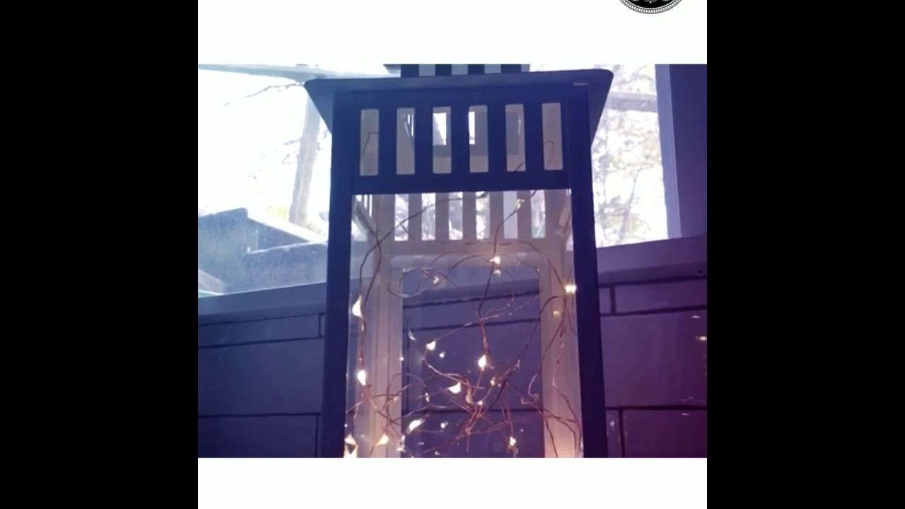 Home Decor String Regarding Ikea Outdoor Lanterns (Gallery 19 of 20)
