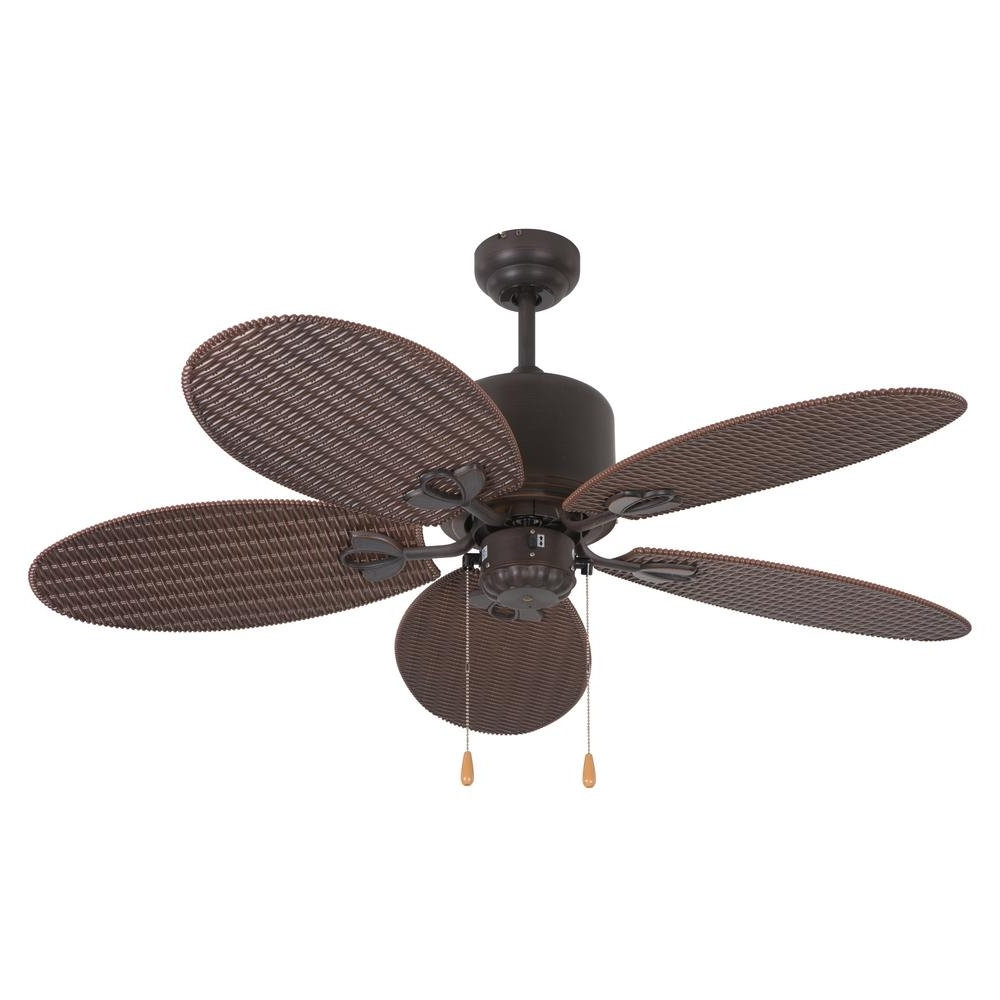 Home Designing Inside Widely Used Tropical Outdoor Ceiling Fans With Lights (View 8 of 20)