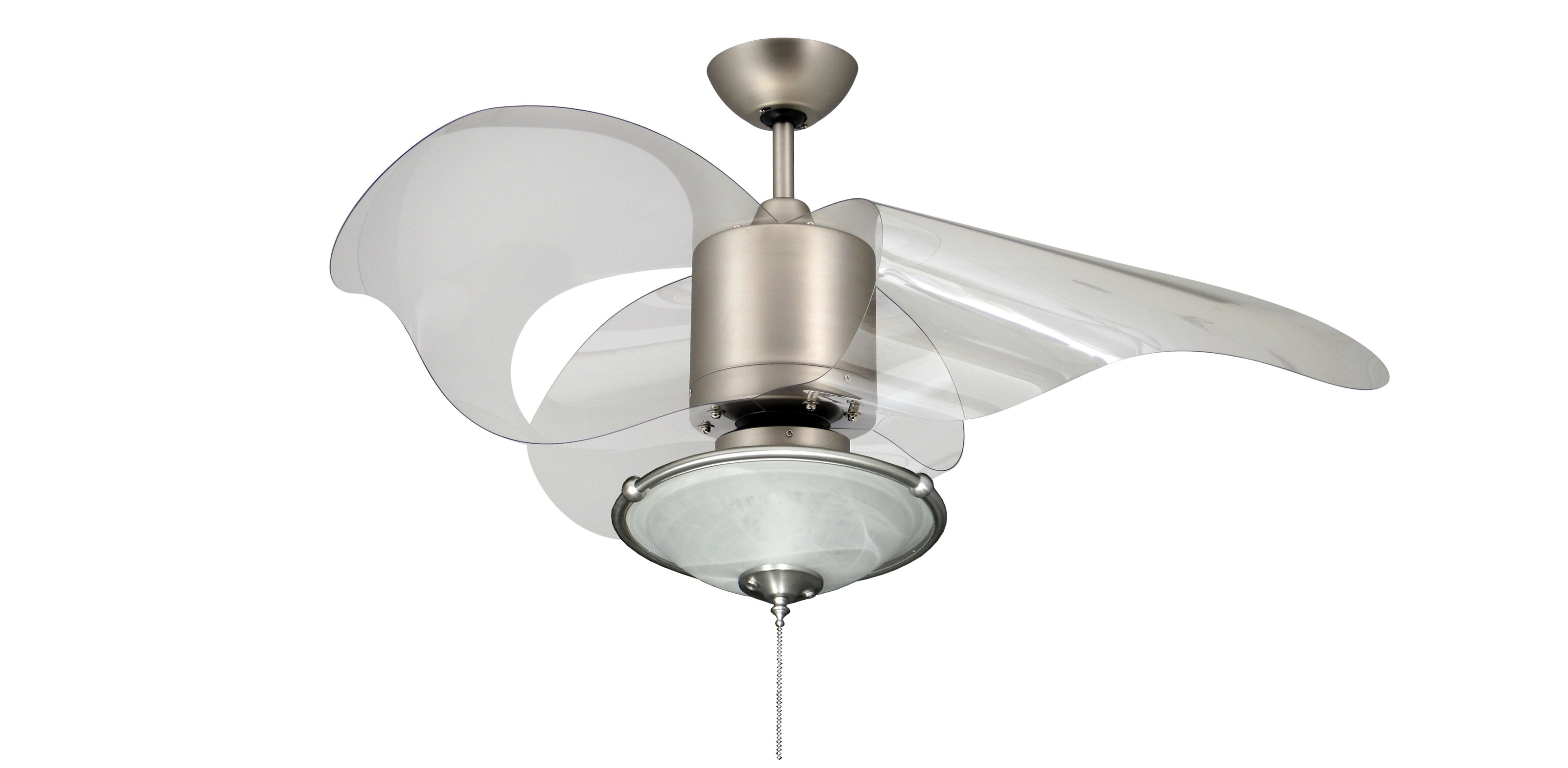 Homesfeed Regarding Stainless Steel Outdoor Ceiling Fans With Light (View 16 of 20)