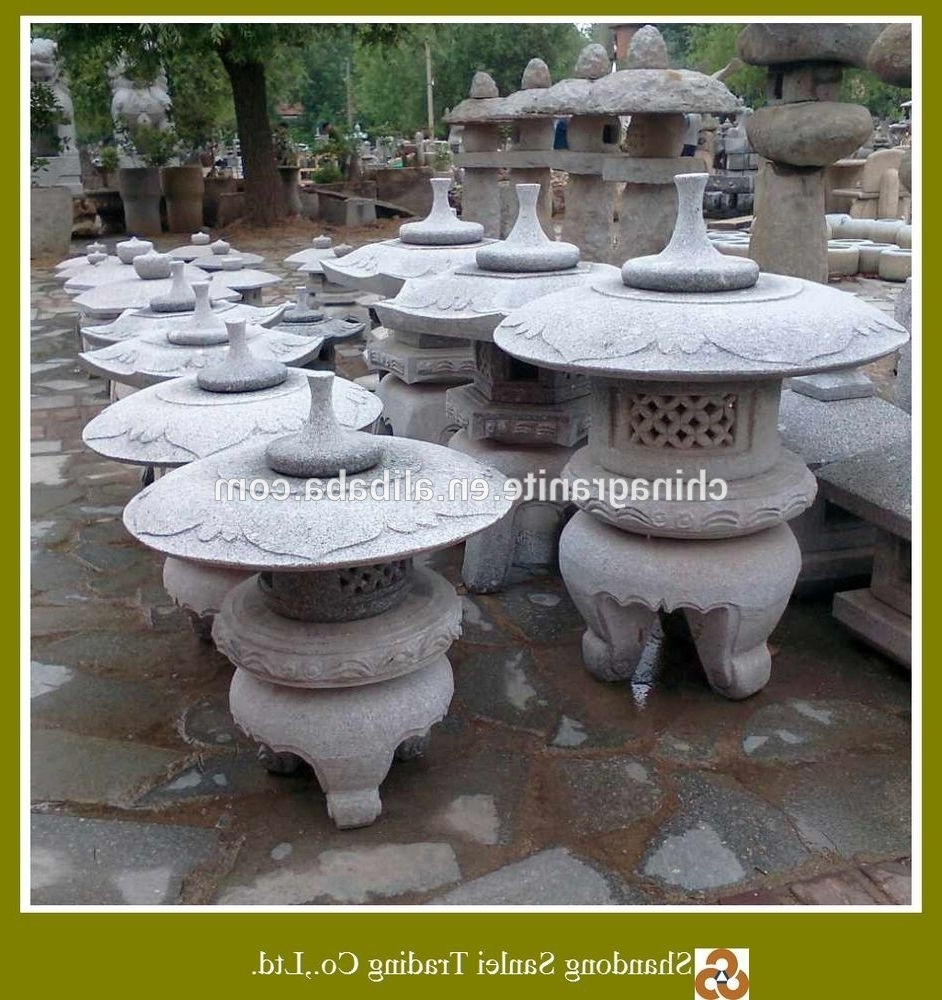 Hot Sale Outdoor Japanese Stone Lantern – Buy Japanese Stone Lantern With Regard To Well Liked Outdoor Japanese Lanterns For Sale (Gallery 7 of 20)