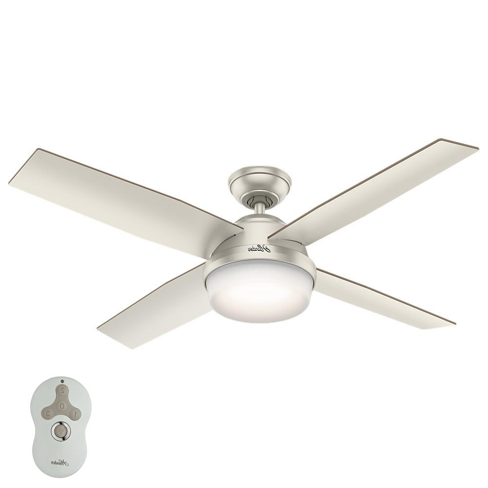 Hunter Indoor Outdoor Ceiling Fans With Lights Ceiling, Hunter Throughout Most Popular Hunter Indoor Outdoor Ceiling Fans With Lights (View 15 of 20)