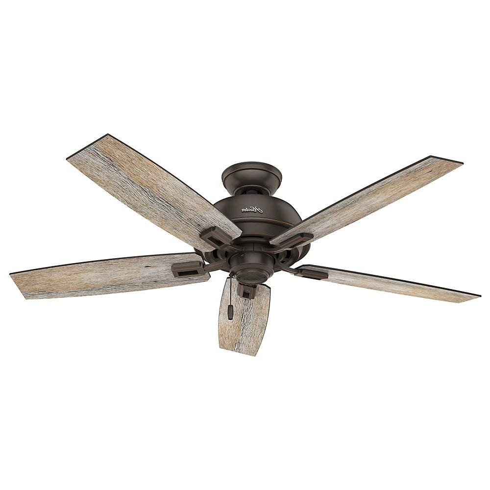 Hunter Outdoor Ceiling Fans Amazon Hunter Mariner 52 In, Hunter With Regard To Newest Amazon Outdoor Ceiling Fans With Lights (View 8 of 20)