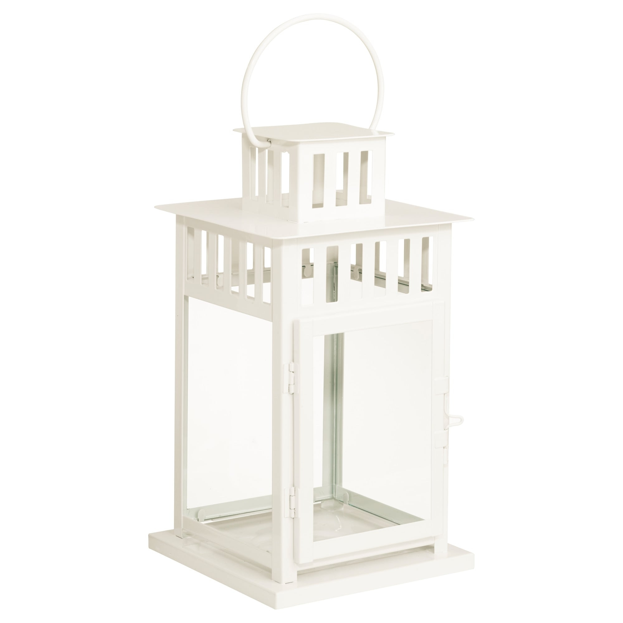 Ikea Outdoor Lanterns Inside Most Up To Date Borrby Lantern For Block Candle – Ikea (View 7 of 20)