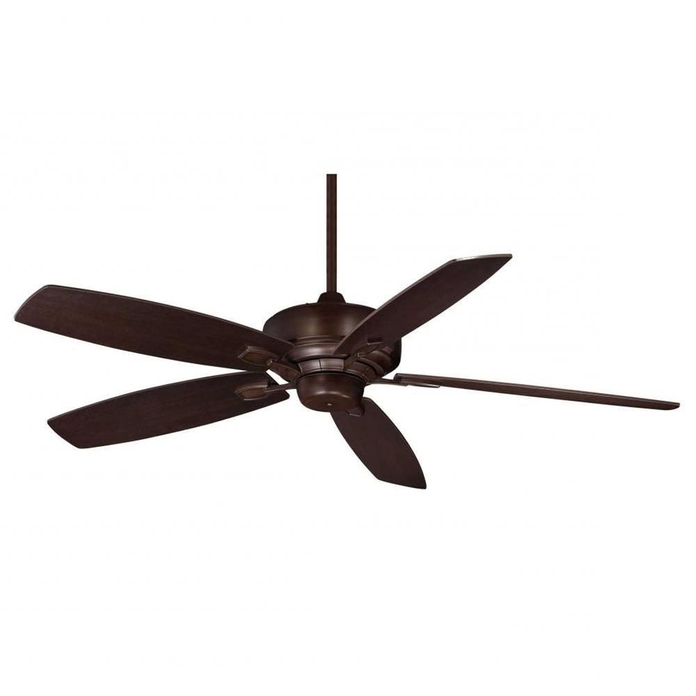 Illumine Riedern 52 In. Espresso Indoor Ceiling Fan Cli Sh0230622 Intended For Most Popular Ellington Outdoor Ceiling Fans (Gallery 16 of 20)
