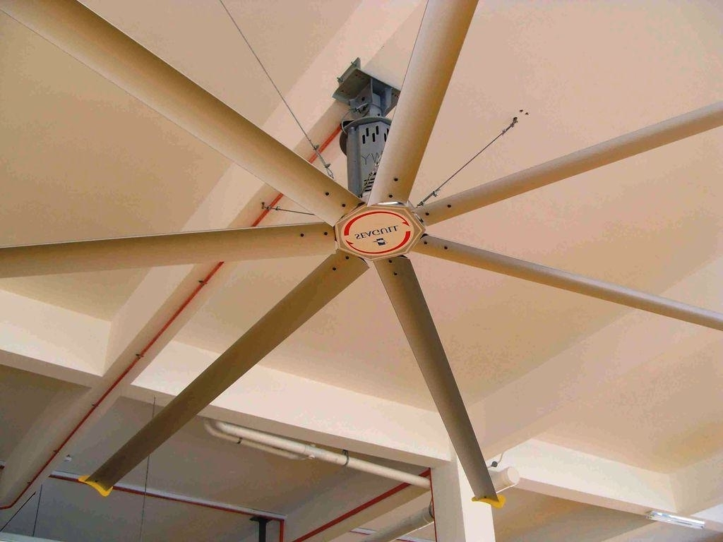 Industrial Outdoor Ceiling Fans In 2018 Large Industrial Outdoor Ceiling Fans — All Furniture : Installing (View 8 of 20)
