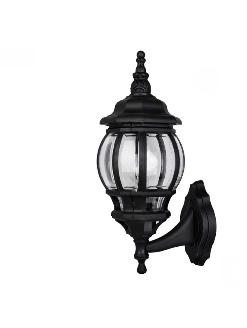 Ip44 Windsor Outdoor Up / Down Wall Lantern Pertaining To Most Recent Outdoor Mains Lanterns (Gallery 19 of 20)