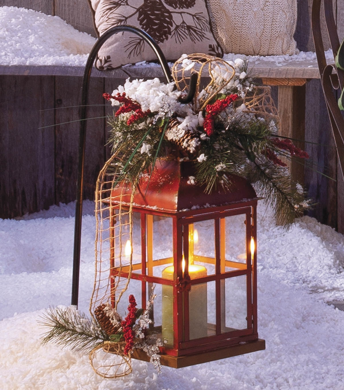 Joann Within Joanns Outdoor Lanterns (View 7 of 20)
