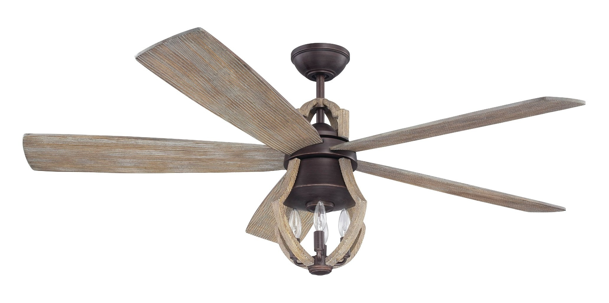 Joss & Main Throughout Current Outdoor Ceiling Fans With Removable Blades (Gallery 10 of 20)