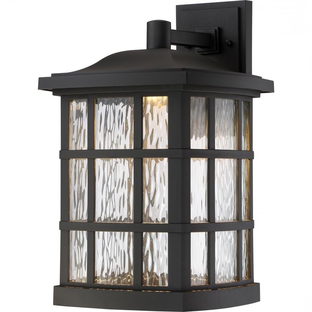 Jumbo Outdoor Lanterns With Regard To Fashionable Stonington Outdoor Lantern : Snnl8411K (Gallery 5 of 20)