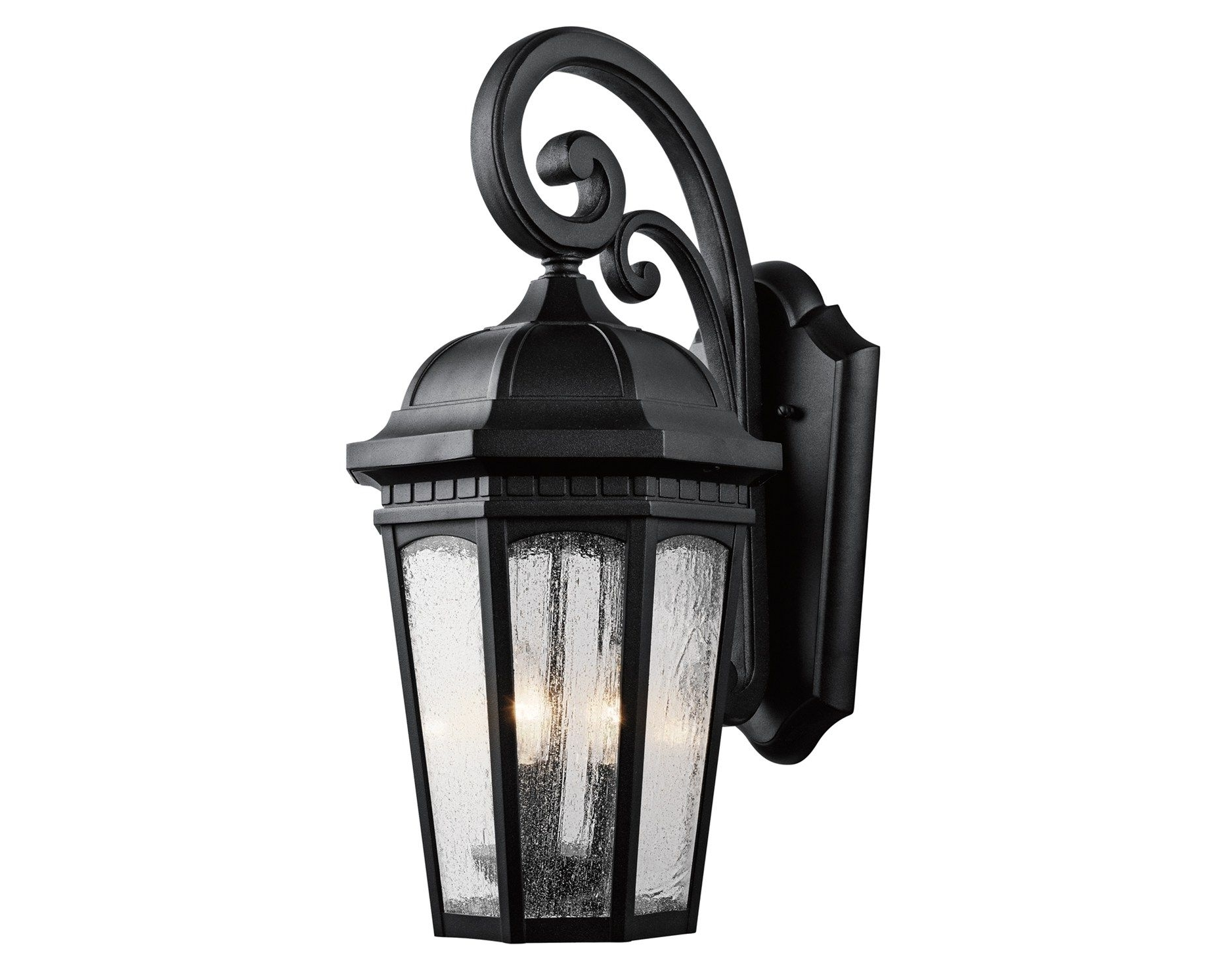 Kitchler – Courtyard Collection – Garage Coach Exterior Light In For Famous Outdoor Exterior Lanterns (View 16 of 20)