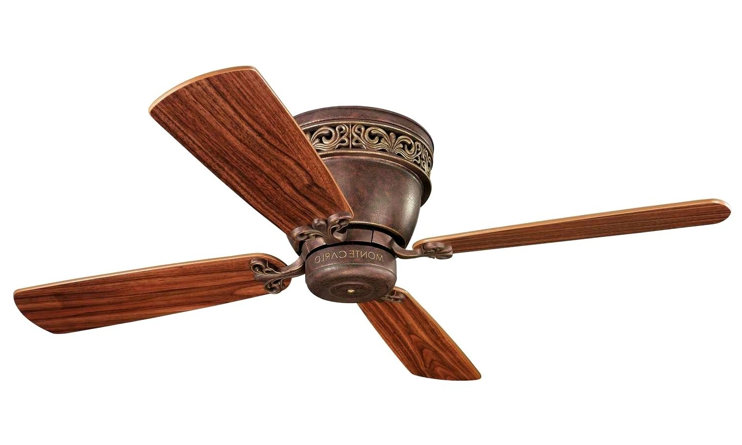 Kmart Outdoor Ceiling Fans In Most Up To Date Accessories : Foxy Montecarlo Villager Hugger Ceiling Fan Fans (View 6 of 20)