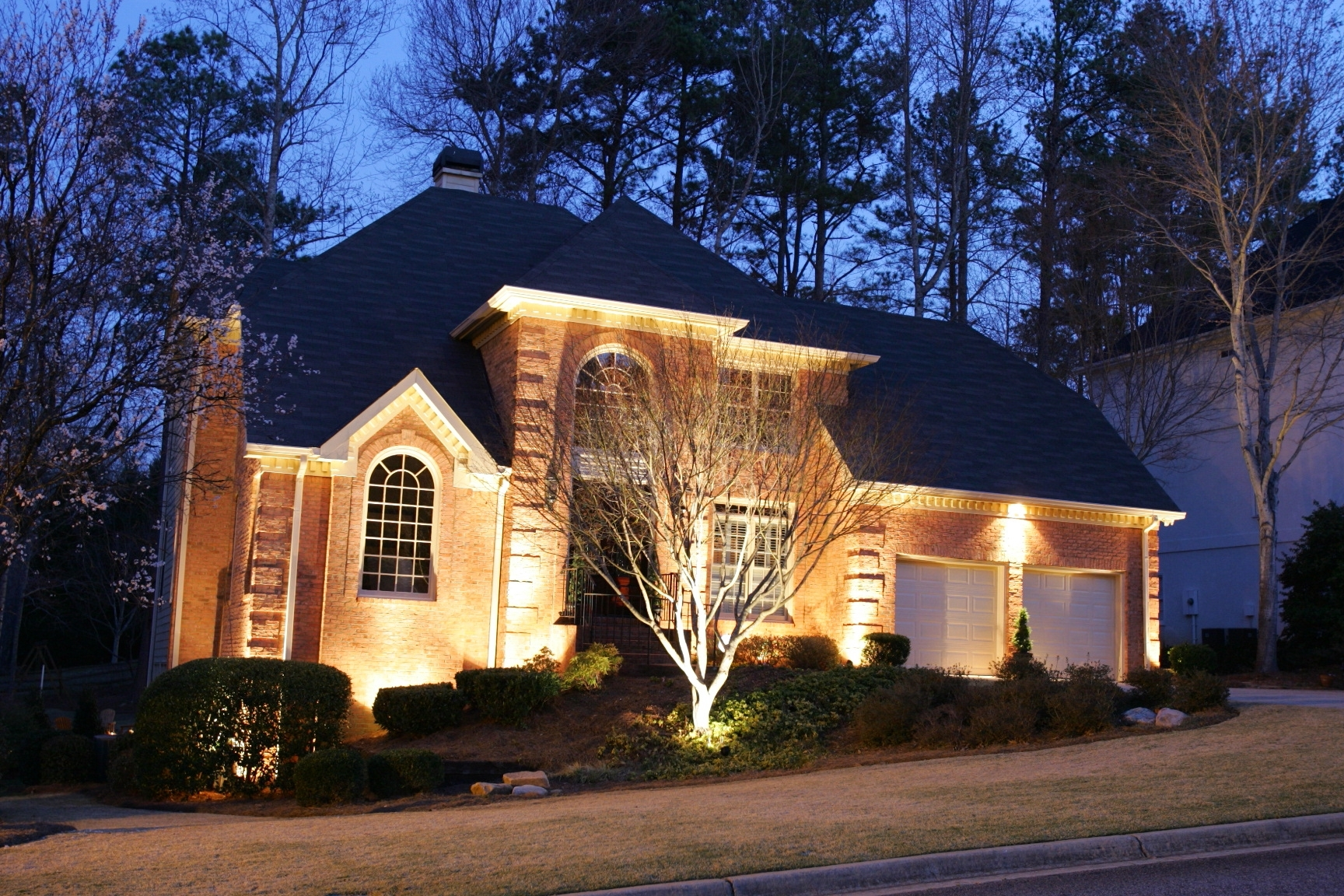 Landscape Lighting – Pertaining To Newest Outdoor Yard Lanterns (View 5 of 20)