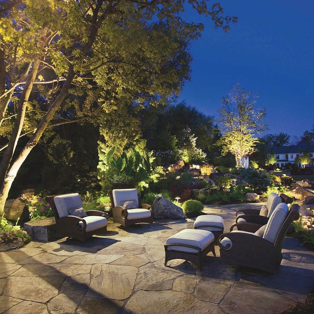 Landscape Lighting Regarding Most Up To Date Outdoor Landscape Lanterns (View 6 of 20)