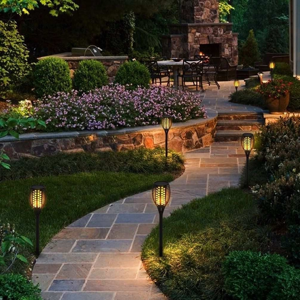 Lantern Lights Outdoor Elegant Outdoor Lighting Outdoor Lighting Inside Newest Outdoor Ground Lanterns (Gallery 20 of 20)