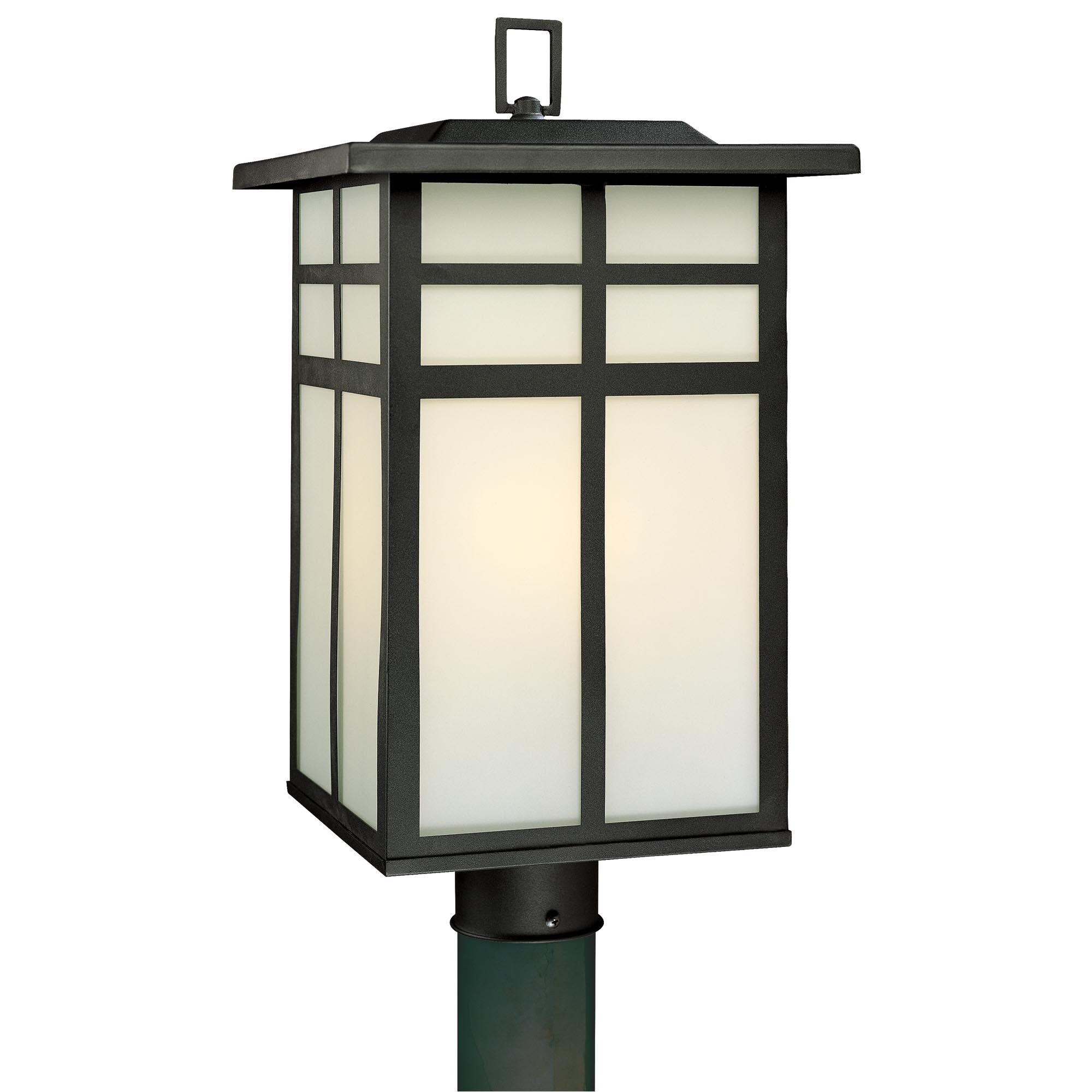 Featured Photo of Outdoor Lanterns For Posts
