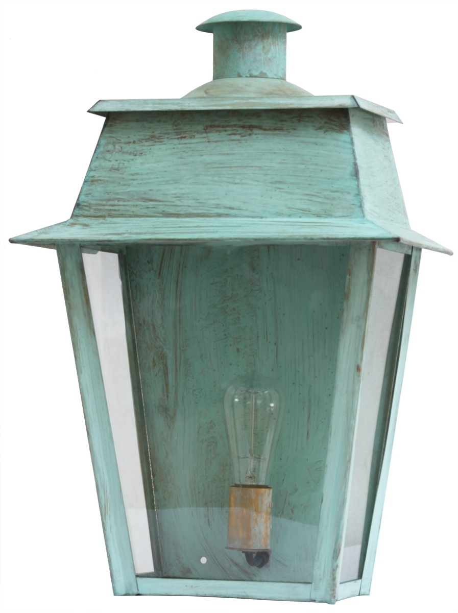 Large Brass Or Zinc Outdoor Lantern Bordeaux Tgm – Terra Lumi Pertaining To Famous Zinc Outdoor Lanterns (Gallery 17 of 20)