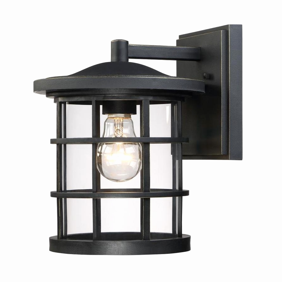 Large Outdoor Electric Lanterns Intended For Latest Exterior Led Landscape Lighting Crystal Light Fixtures Outside (View 8 of 20)