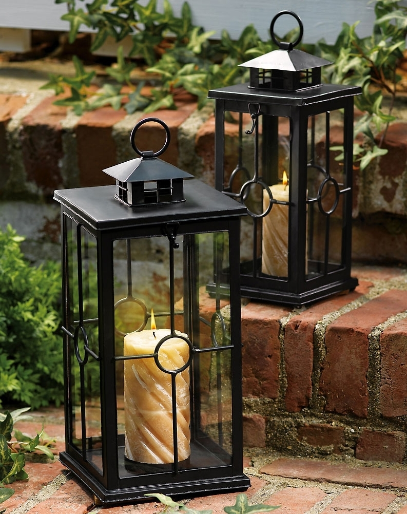 Large Outdoor Lanterns Inside Preferred Extra Large Outdoor Candle Lanterns (View 8 of 20)