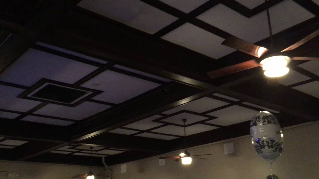 Latest Casa Vieja Outdoor Ceiling Fans With 8 Casa Vieja Outdoor Ceiling Fans – Youtube (View 6 of 20)