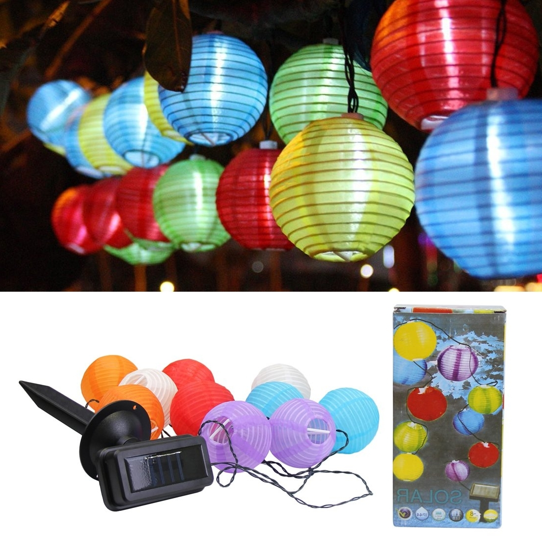 Latest Cheap Solar Powered Lanterns Outdoor, Find Solar Powered Lanterns Throughout Colorful Outdoor Lanterns (View 9 of 20)