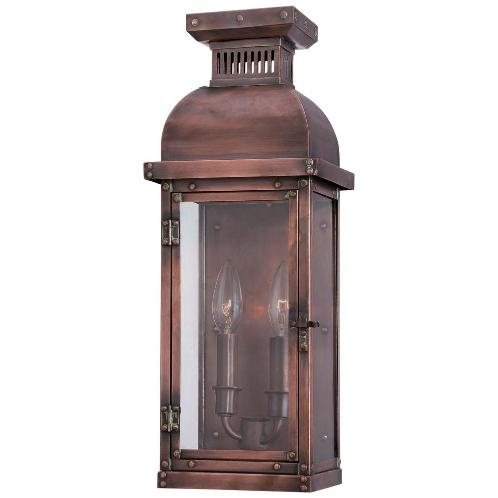 Latest Copper Outdoor Lanterns With Regard To Copper Outdoor Lights – Outdoor Lighting Ideas (View 8 of 20)