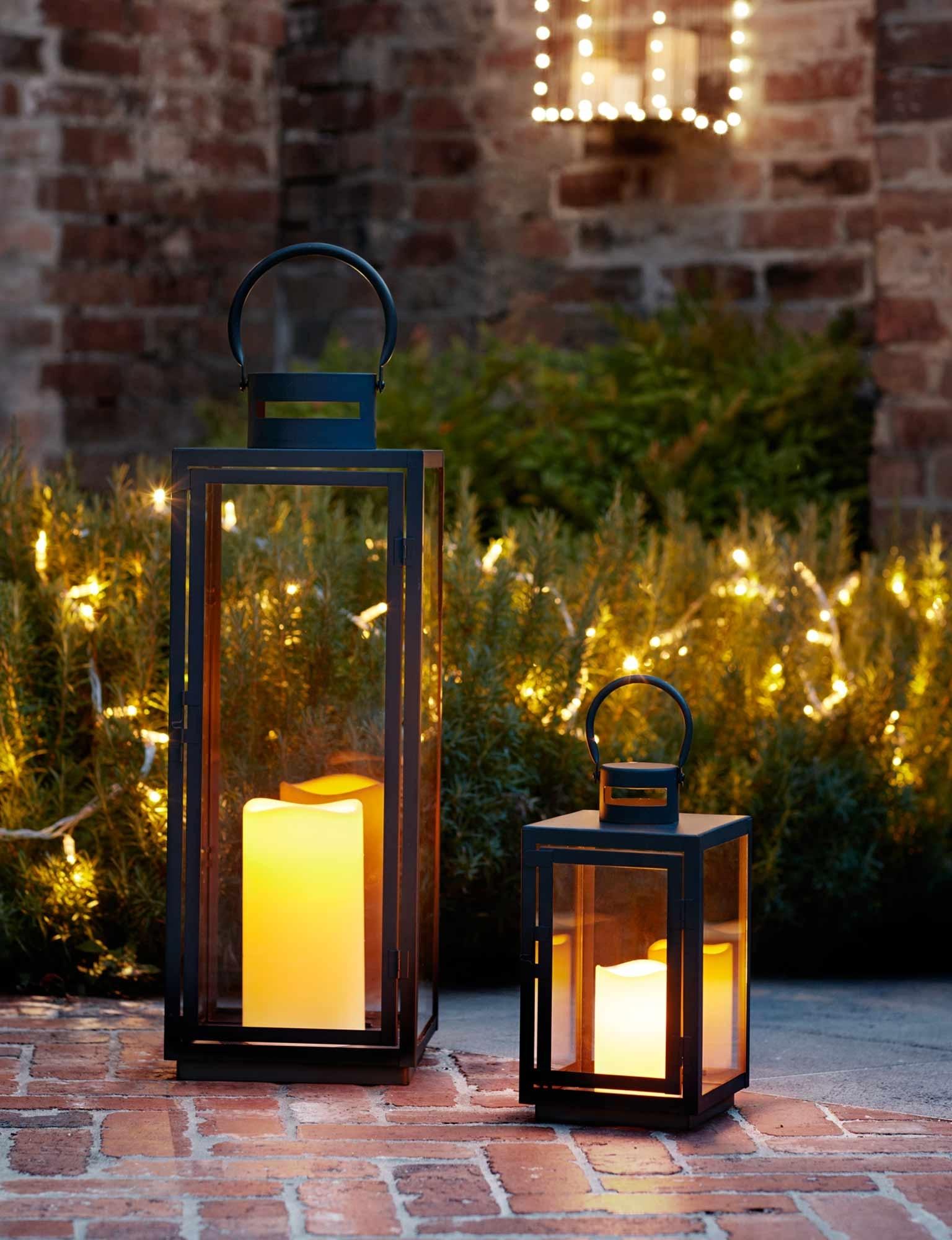 Latest Garden Lighting Ideas (View 2 of 20)