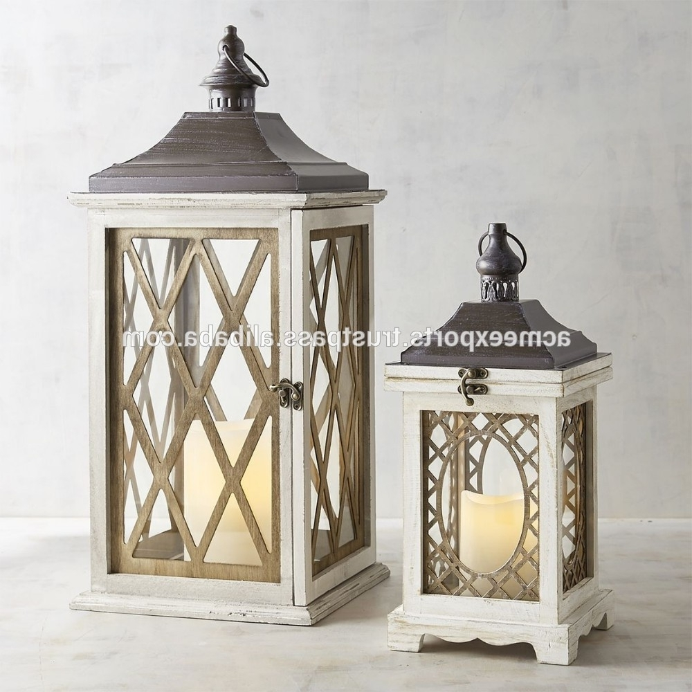 Featured Photo of Outdoor Indian Lanterns