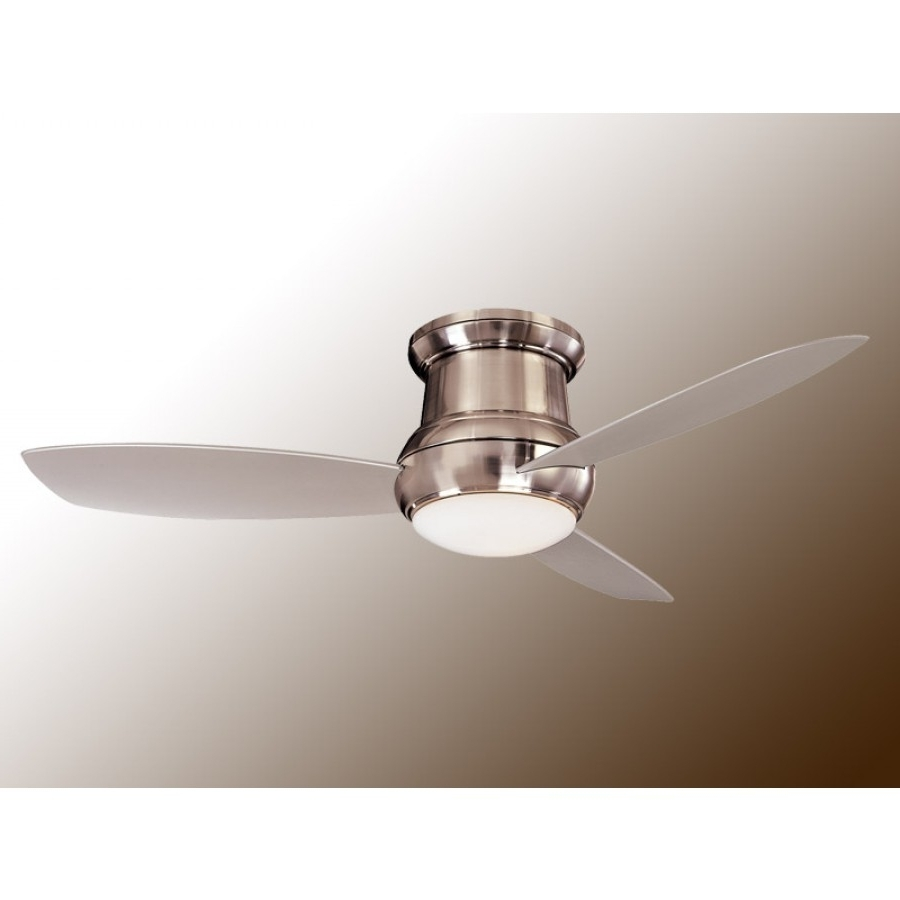 Latest Minka Aire Concept Ii Wet Ceiling Fan – Outdoor Rated Wet Location Fans Throughout Outdoor Ceiling Fans For Wet Areas (View 20 of 20)