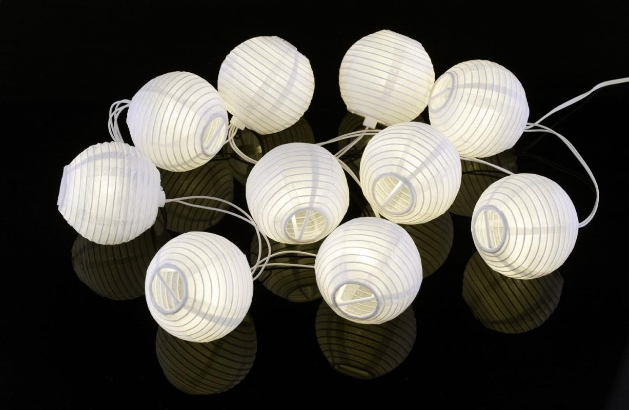 Latest Outdoor Chinese Lanterns For Patio Throughout Chinese Latern Party String Lights: 19 Wonderful Outdoor Chinese (View 6 of 20)