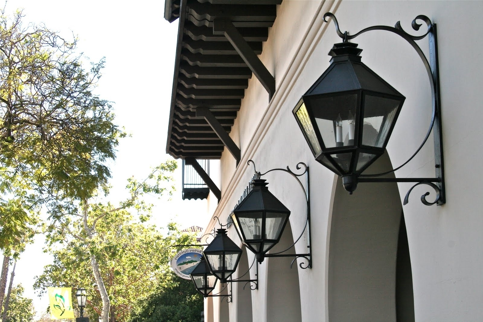 Latest Outdoor Gas Lanterns For The Given Life State Street Lanterns With Outdoor Gas Lanterns (View 17 of 20)