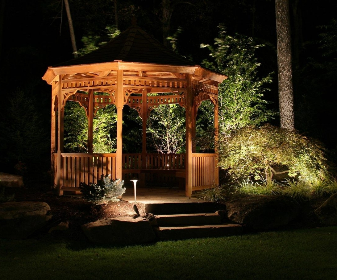 Led Light Design Cool Low Voltage Landscape Lighting Ideas Warm Vs Within Best And Newest Outdoor Low Voltage Lanterns (View 8 of 20)