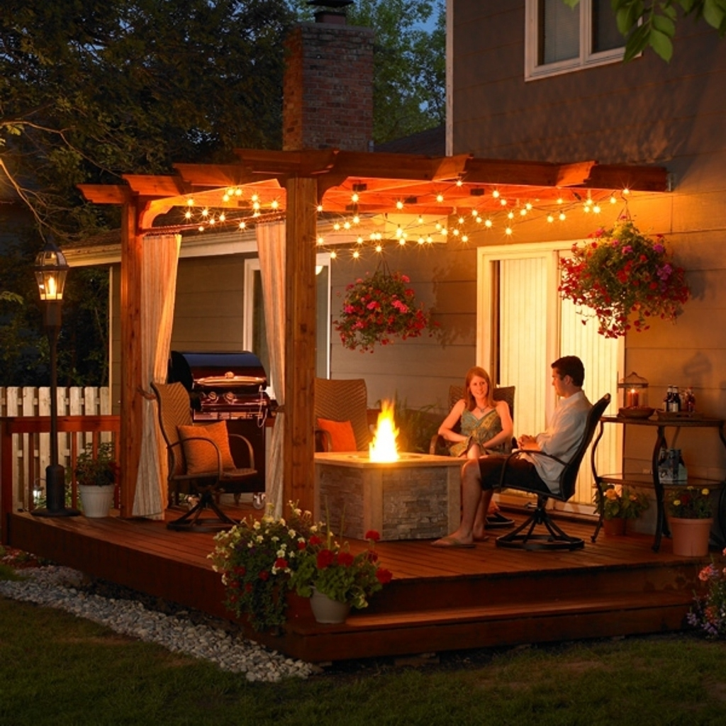Lighting Designs Ideas Pertaining To Newest Outdoor Lawn Lanterns (View 6 of 20)