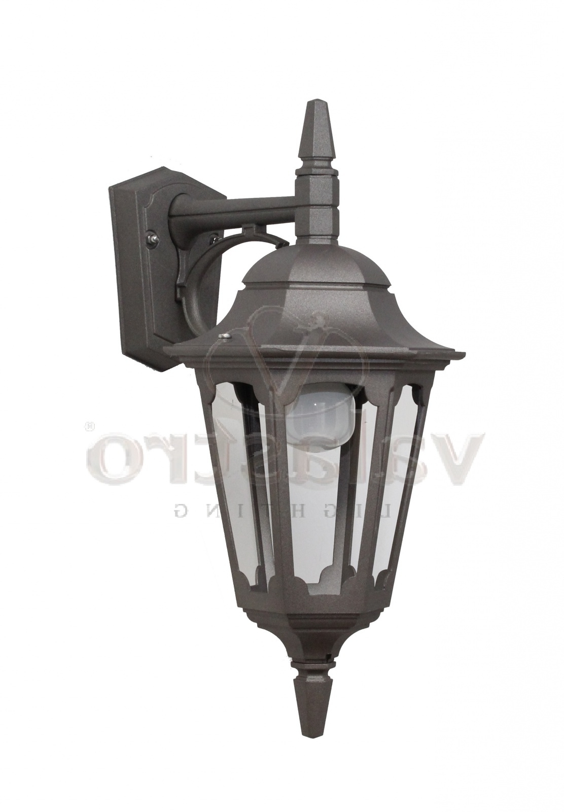 Lighting – Lamps – Lanterns – Wrought Iron – Beds For Outdoor Cast Iron Lanterns (View 8 of 20)