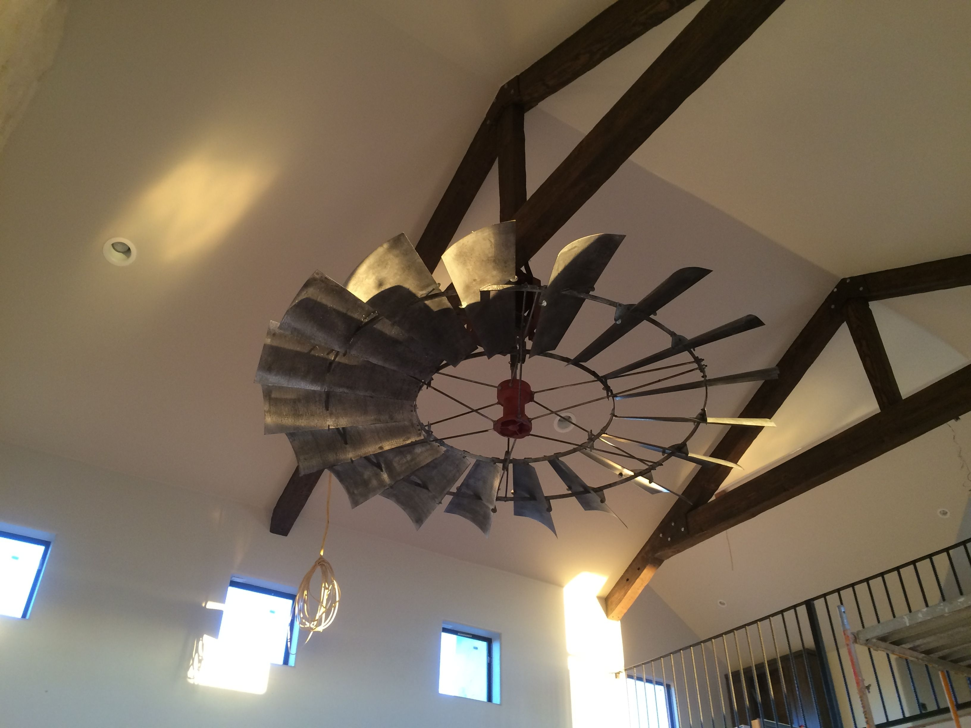 Lighting Pertaining To Widely Used Outdoor Windmill Ceiling Fans With Light (View 7 of 20)
