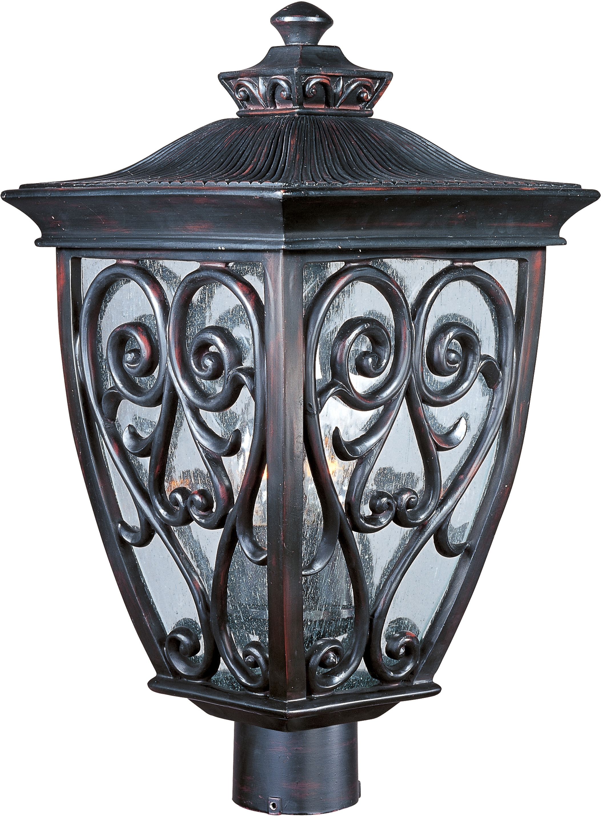 Maxim Intended For Popular Outdoor Pole Lanterns (View 7 of 20)