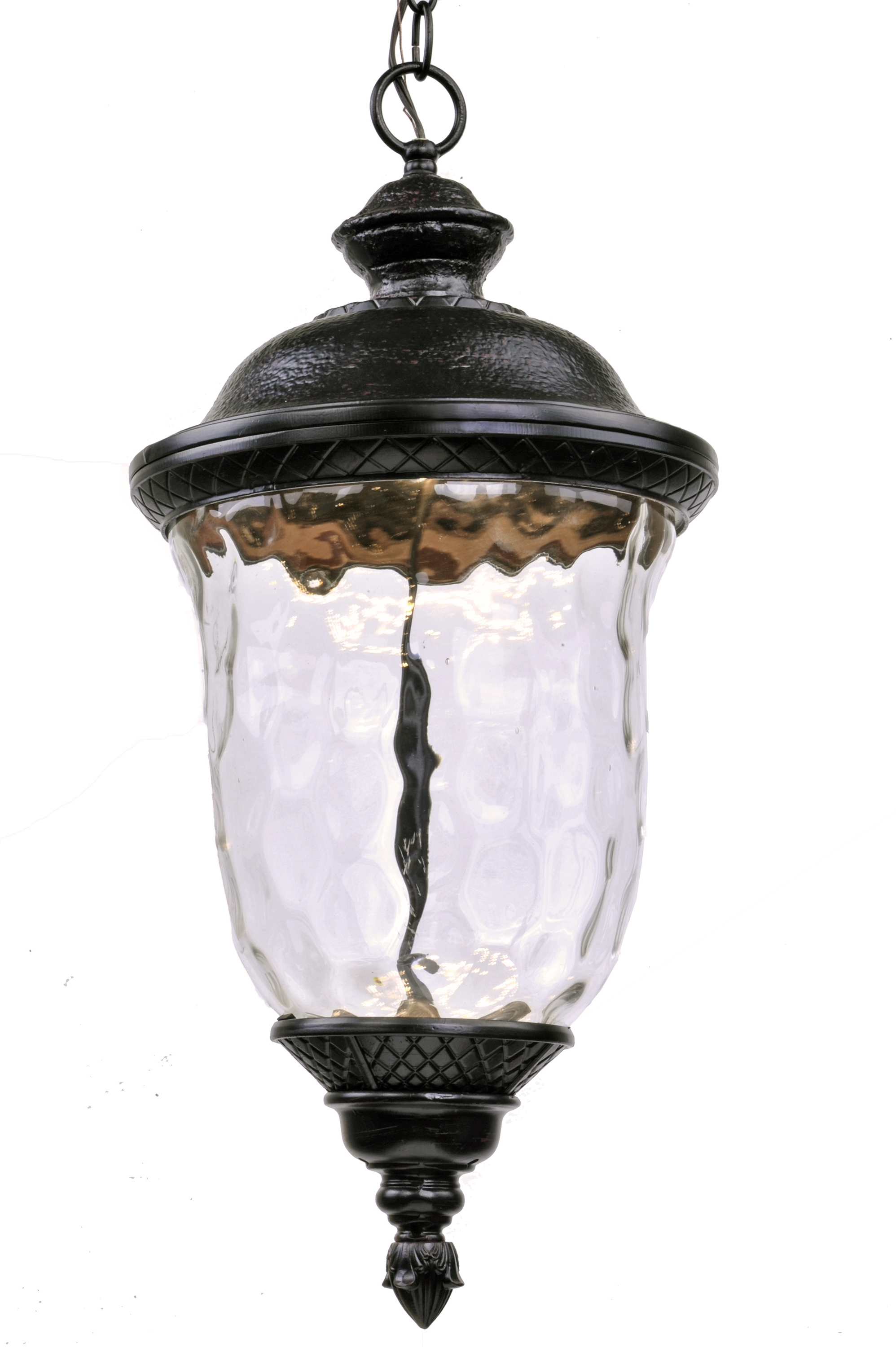 Featured Photo of Led Outdoor Hanging Lanterns
