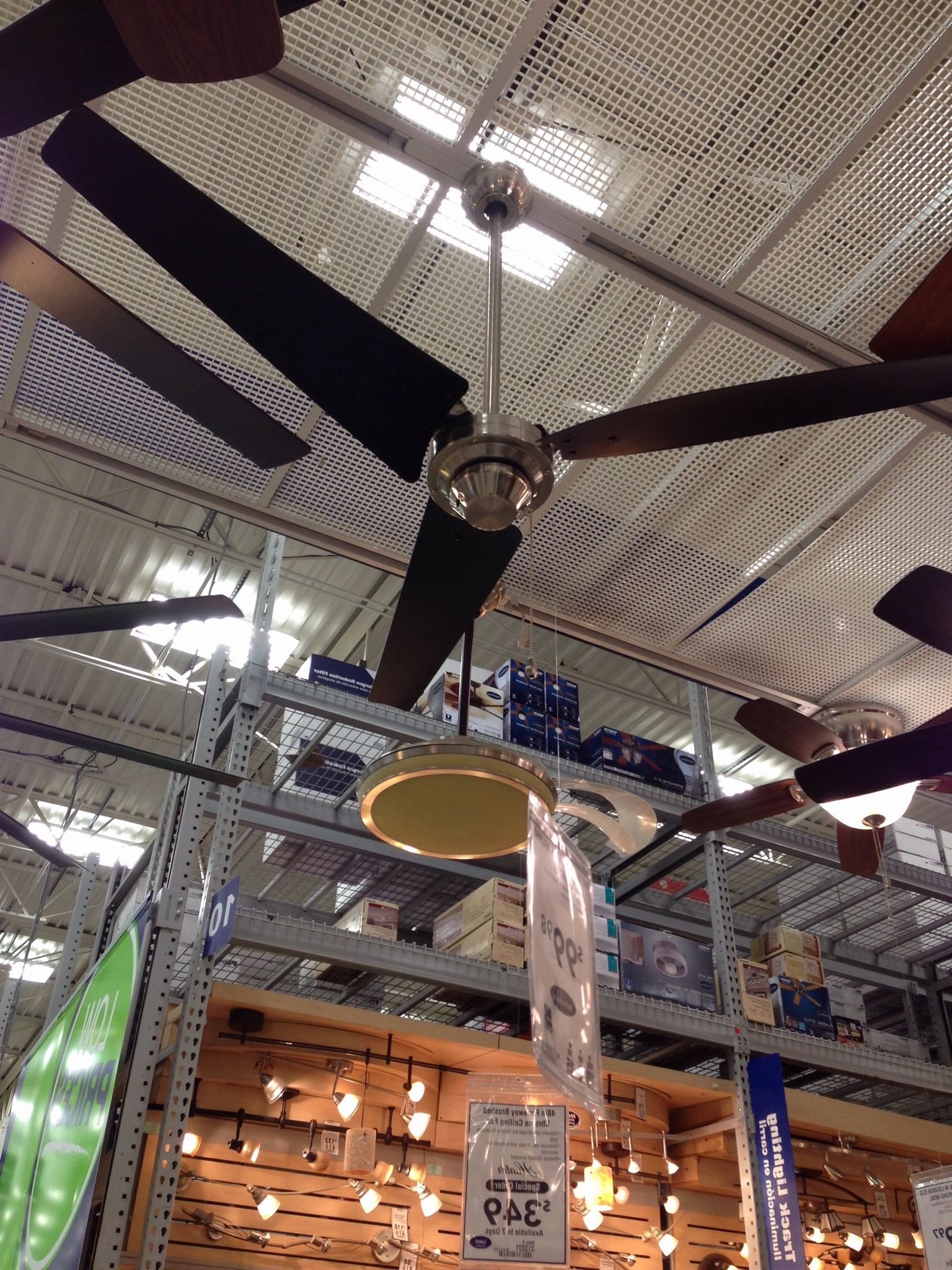 Menards Outdoor Ceiling Fans Lovely Lamps Menards Ceiling Fans Pertaining To Trendy Outdoor Ceiling Fans At Menards (View 19 of 20)