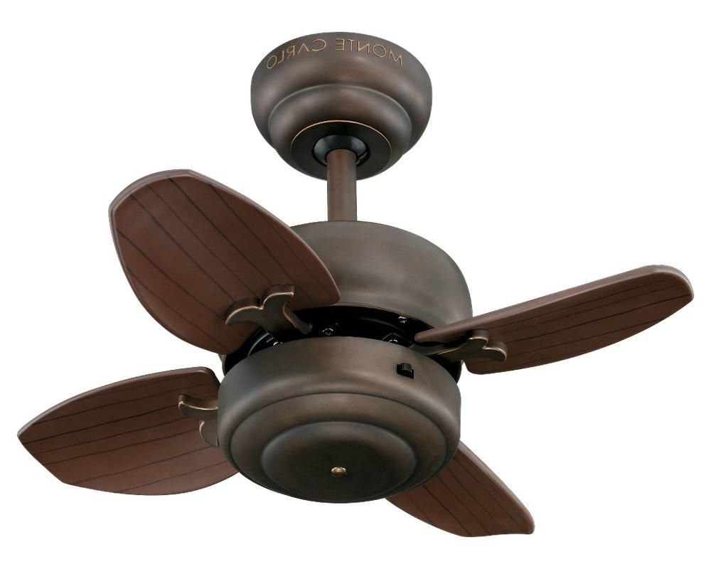 Mini Outdoor Ceiling Fan (View 3 of 20)