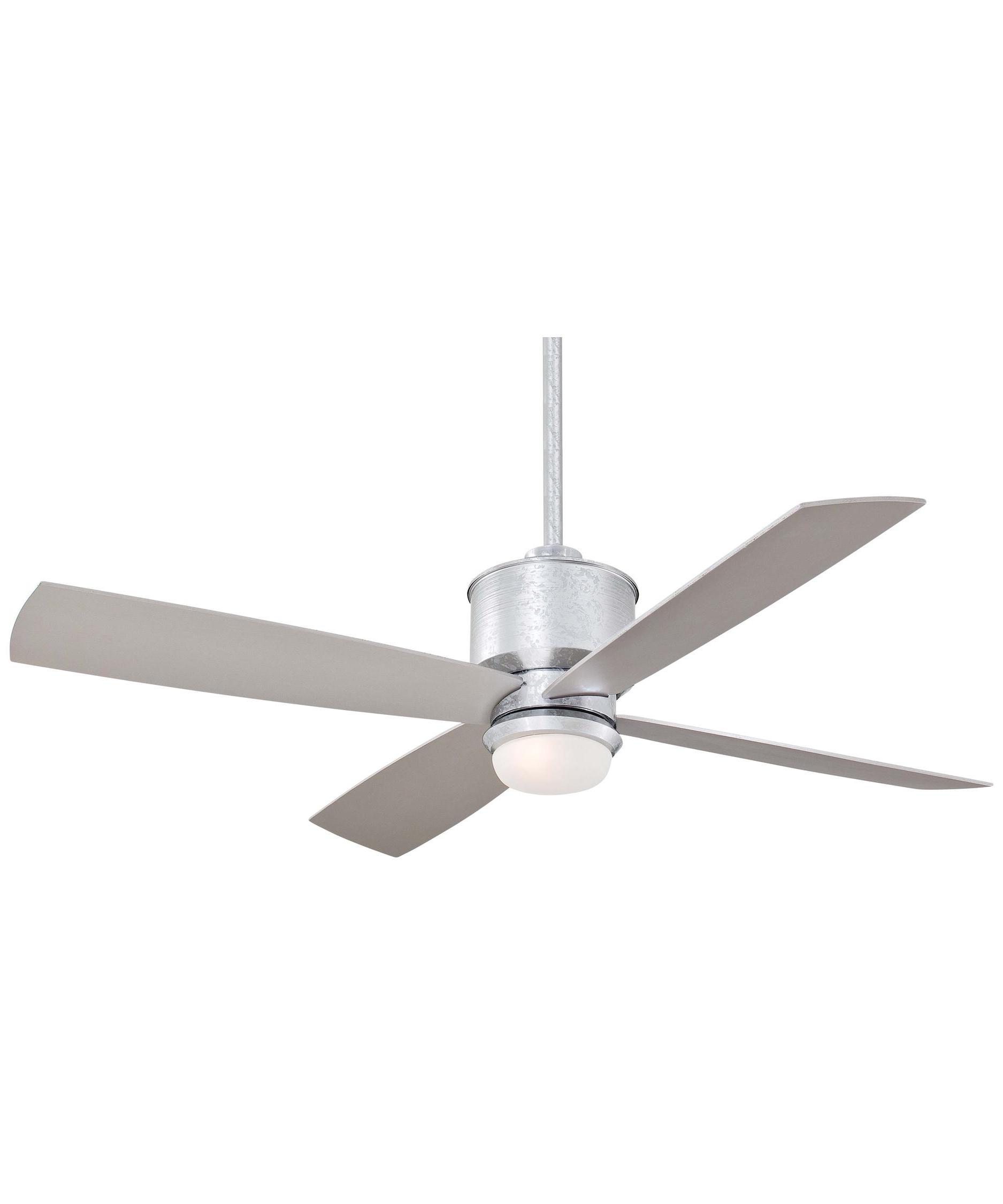 Minka Aire F734 Strata 52 Inch 4 Blade Ceiling Fan (Gallery 7 of 20)