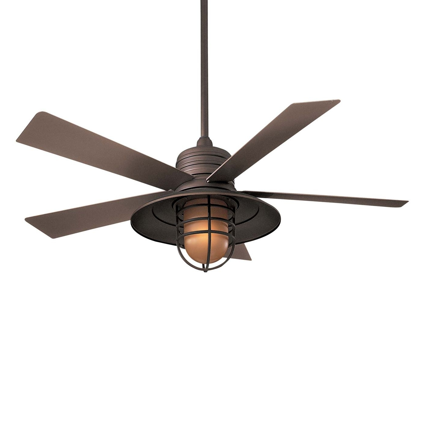 Minka Aire Outdoor Ceiling Fans With Lights Throughout Current Minka Aire F582 54 In Rainman™ Indoor/outdoor Ceiling Fan At Atg (View 9 of 20)
